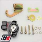 Weber Throttle Position Sensor Kit For Weber 40 & 45 DCOE Carbs For ECU Input